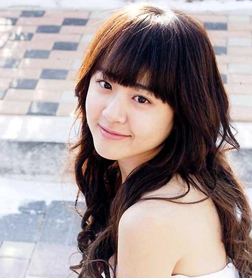 韓国女優ムン・グニョンの画像