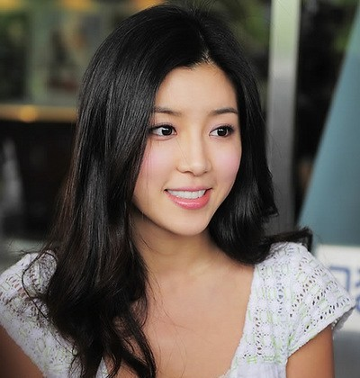 韓国女優パク・ハンビョルの画像