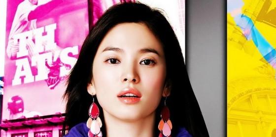韓国女優ソン・ヘギョの画像
